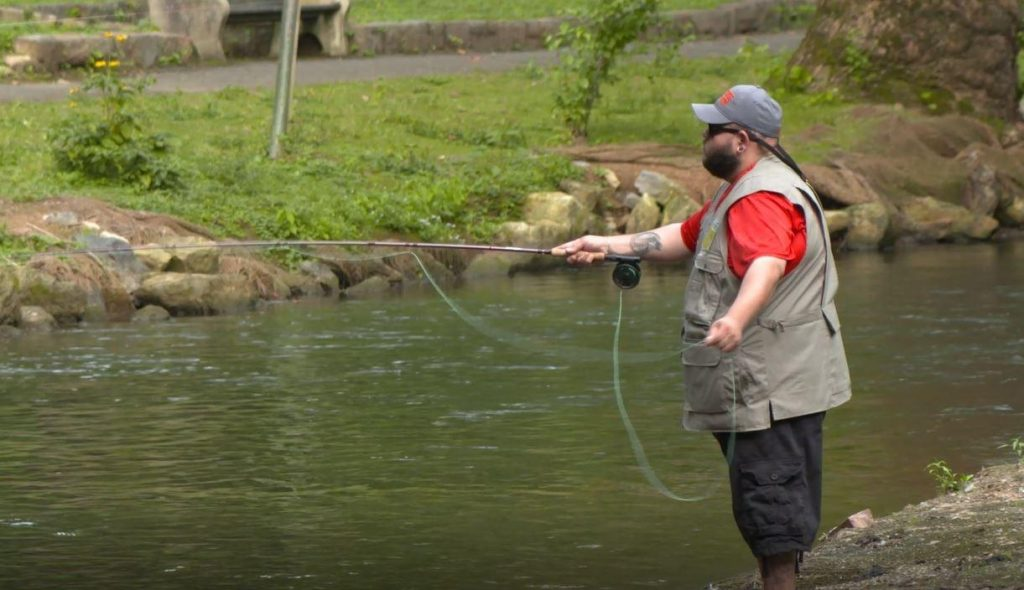Some Pennsylvania anglers and hunters will no longer have to carry paper licenses under a new state program. Photo | Courtesy of PBS39